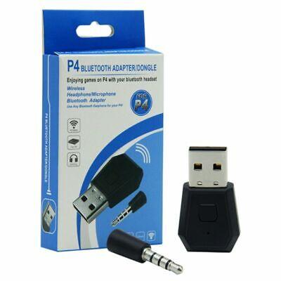 Adaptador USB 4.0 Bluetooth Dongle Receptor y transmisor para Playstation 4 PS4