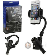 iPhone 4S Car Mount Charger