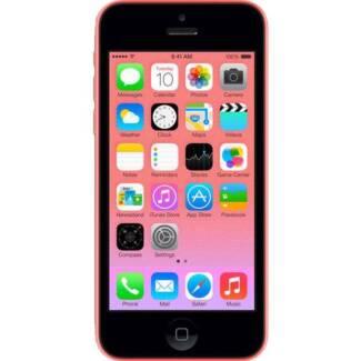 Apple Refurbished iPhone 5C in Pink 16GB
