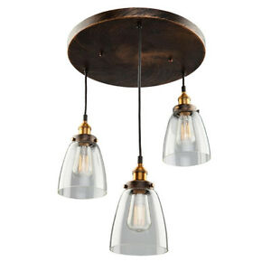 Oil Rubber Bronze Pendant Lights - BNIB, Save $200!