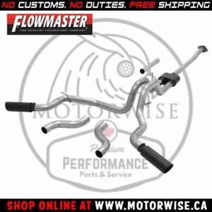 Flowmaster Outlaw Exhaust Catback Exhaust | 2014 to 2018 Silverado & Sierra | Shop & Order Online at www.motorwise.ca