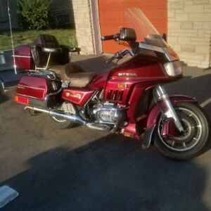 1984 Honda Goldwing. In decent shape