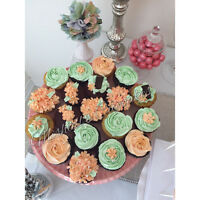 CUPCAKES FOR ANY PARTY