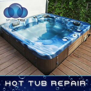 SPLASHTEK - Hot tub repair - London hot tub specialists
