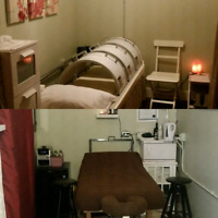 Strong Soothing Massage & Far Infrared Healing  Sessions