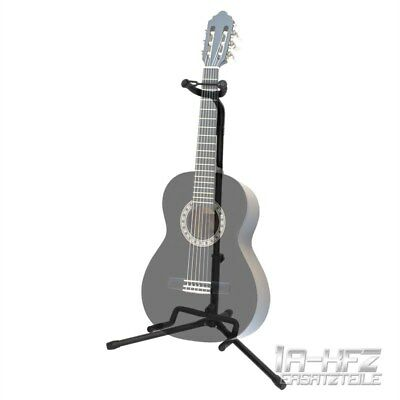 Gitarrenständer Universal Akustik E-Gitarre Stativ Bass Halter Stand Faltbar
