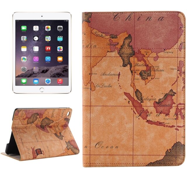Apple iPad Mini 4 Leather Look Cover Case Pouch Protection