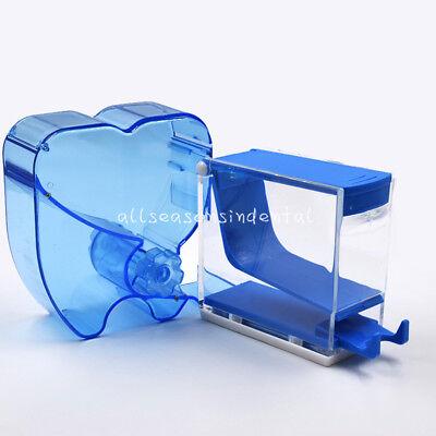 1x Dental Dentist Cotton Roll Dispenser Drawer Holder Case Rectangletooth Form
