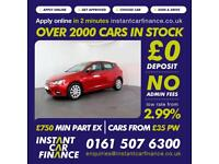 Seat Leon Tdi Ecomotive Se Hatchback 1.6 Manual Diesel BAD / GOOD CREDIT