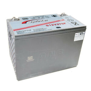 Batteries Battery Sprinter S12V370F (AGM)