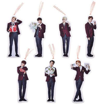 1 Pcs Kpop Bangtan Boys BTS J-HOPE JIN V JUNG KOOK Bookmark Memo Label Fans Gift