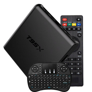 Halifax Android TV Box with Keyboard- Free Delivery