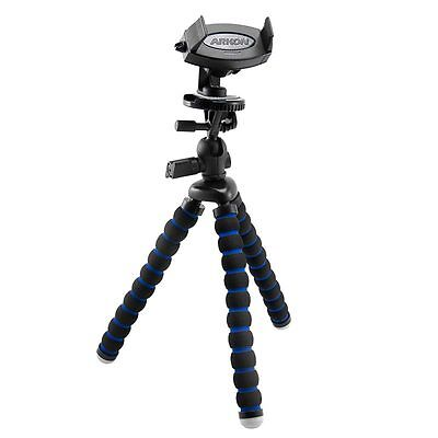 """MG2TRIXL: 11"""" Tripod Mount & Holder for iPhone 5S 6 6S 7 Plus Galaxy S6 S5 Note"""