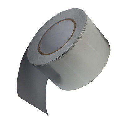 Aluminum Foil Adhesive Tape - 3 X 55yds 76mm X 50m Silver - Ship From Usa