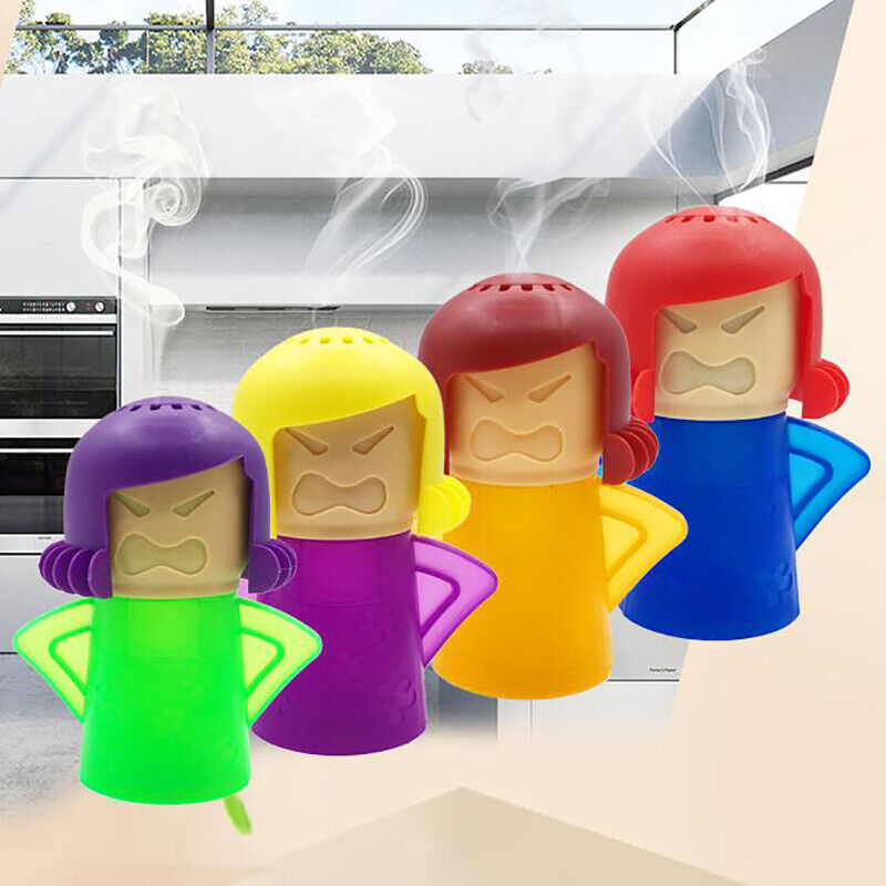 1PC Microwave Cleaner Easily Cleans Microwave Oven Steam Cle