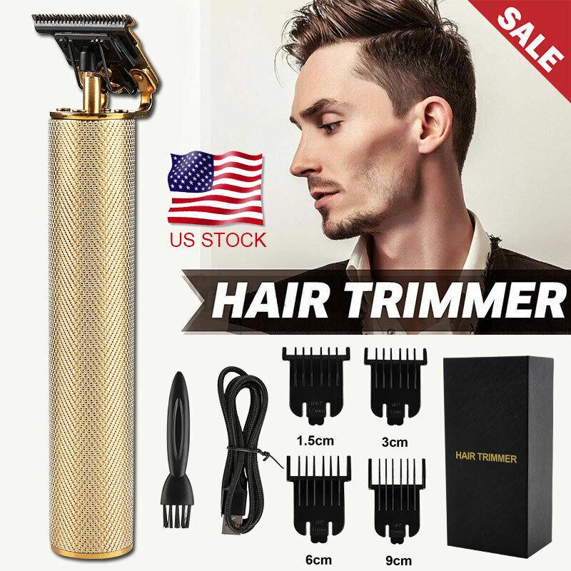 Hair Clipper Trimmer Machine Cutting Beard Razor Titanium Ce