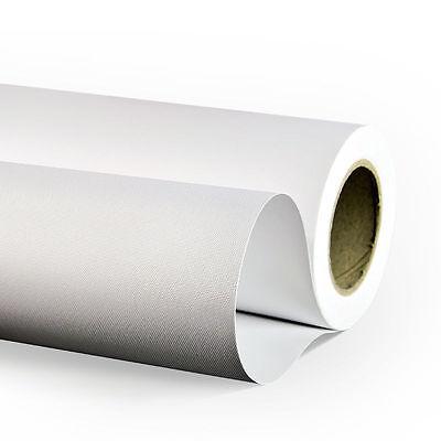 "1Rl. Inkjet Canvas Polyester Leinwand   240g   glänzend   17"" x 18m"