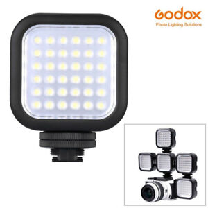 Godox LED 36 Video Lamp Light for Digital Camera Camcorder DV Ca