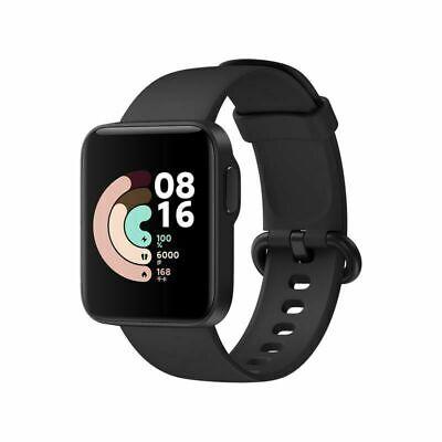 Xiaomi Mi Watch Lite GPS Bluetooth Smart Watch Sport Negro RELOJES INTELIGENTES