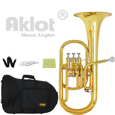 Brass Musical Instruments & Gear The Best ***holton Collegiate Eb/f Alto Horn Ser#301779 Good Player Great Sound!
