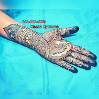 Henna Artist @Affordable Heena Rate -Mississauga//Toronto