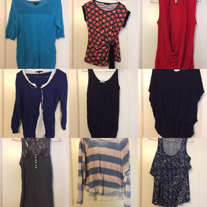 **54 WOMENS TOPS FOR $60** MUST GO!!!!!!