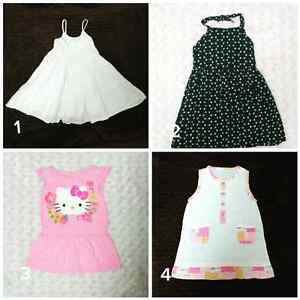 Cute summer dresses for girls 2T and 3T