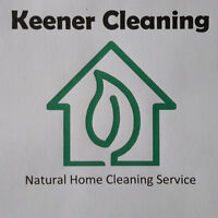 Keener Cleaning Natural Home Cleaning Service