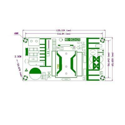 36v 7a 250w Ac Dc Power Supply Converter Adapter Voltage Regulated Transformer