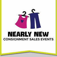 Nearly New Spring/ Summer Consignment Sales Event