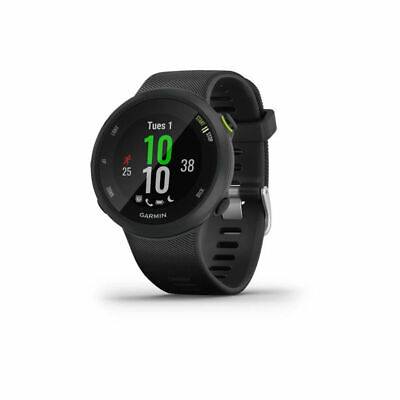 GARMIN Forerunner 45 Nero running sportwatch con Garmin Coach art. 010-02156-15