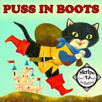 PUSS IN BOOTS - Merlyn Productions - Children's theatre special!