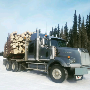 2004 Western Star heavy spec for sale with job