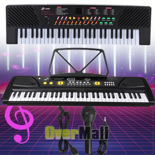 Full Size 61Keys 54Keys Electronic Keyboard Digital Music Pi