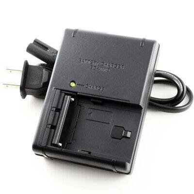 BC-VM10 Battery Charger For SONY NP-FM500H NP-FM50 FM90 QM71D QM91D A57 A65...
