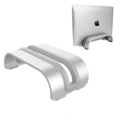 Universal Vertical Laptop Stand Aluminum Desktop Holder For Macbook Pro Notebook ()