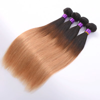 This is ombre 1b/4/27 color. 18 inches. $65