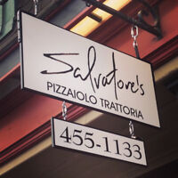 Pizza/Prep Cook Wanted at Salvatore's