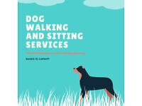 Dog Walking and Sitting Services