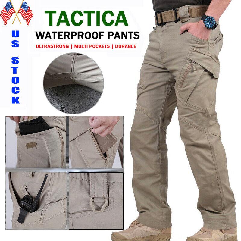 Lewyinsax Tactical Combat Pant Men