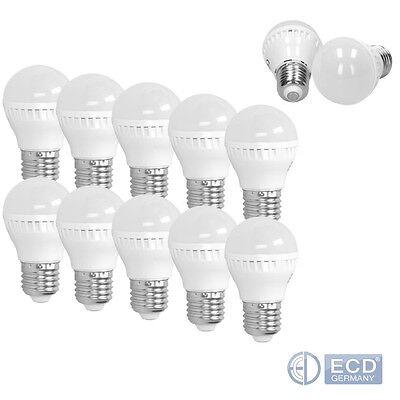 10 x E27 3W 5W 7W 9W LED LAMPE LEUCHTE GLÜHBIRNE BIRNE SPARLAMPE LEUCHTMITTEL