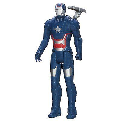 Marvel Avengers  Hero Series Iron Man 3 Action Figure Kid Toy Gift Iron Patriot