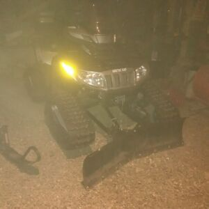 ATV with tracks / Snowmobile COMBO