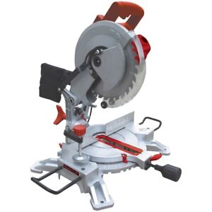"Master Craft 10"" Compound Mitre Saw, New"