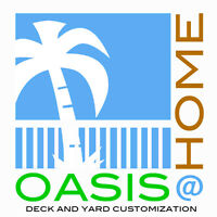 Increase the value of your home with a new deck or fence!