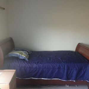 Kids Twin Bed With Headboard Footboard and Sides Belleville Belleville Area image 1