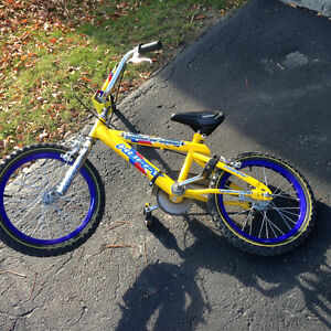 Huffy bike for 4-6 year old, excellent condition, $50.00