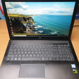 "HP Pavilion 15-cb061 na 15.6"" Laptop Intel Core i7, 8GB RAM"