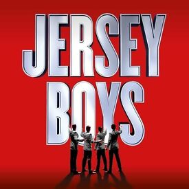 2 x Jersey Boys Theatre Tickets - Friday 24 March