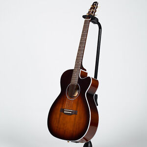 Seagull concerthall performer guitar with tric case